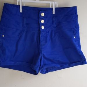 Refuge Dark blue shorts